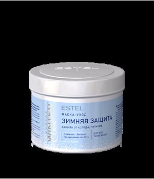 CUREX VERSUS WINTER Маска-уход для  волос защита и питание с антистатическим эффектом, 500 мл