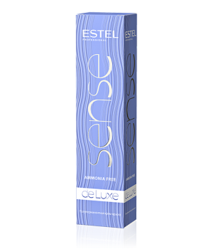 10/76 Крем-краска ESTEL SENSE DE LUXE, светлый блондин коричнево-фиолетовый