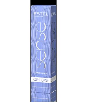 7/77 Крем-краска ESTEL SENSE DE LUXE, коричневый интесивный