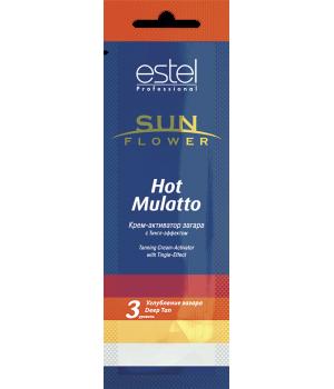 ESTEL Sun Flower 3. Крем-активатор загара Hot Mulatto