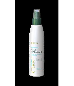 CUREX THERAPY Спрей-уход Облегчение расчесывания для всех типов волос, 200 мл
