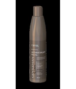 CUREX GENTLEMAN Шампунь-активизация роста для всех типов волос (300 мл)