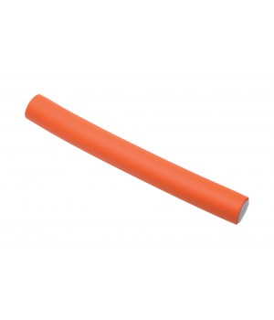DEWAL Бигуди-бумеранги 18мм*150мм оранжевые 10шт//BUM18150