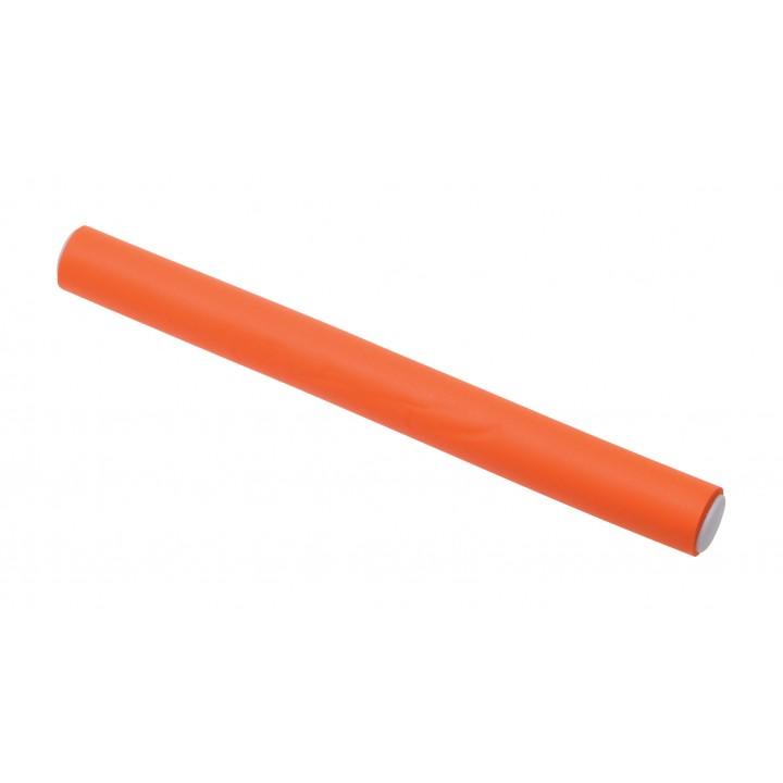 DEWAL Бигуди-бумеранги (18мм*180мм оранжевые 10 шт)