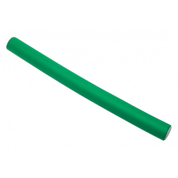 DEWAL Бигуди-бумеранги 20мм*240мм зелёные 10шт//BUM20240