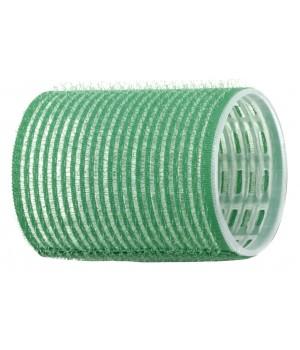 DEWAL Бигуди-липучки 48мм зелёные 12шт//R-VTR1