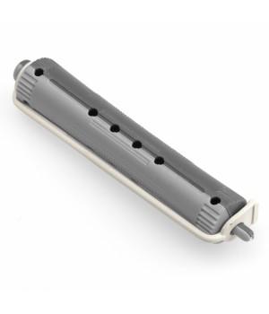 DEWAL Коклюшки серо-чёрные, короткие, d 12 мм 12шт.//RWL10