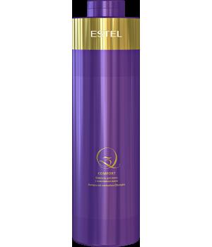 Q3 COMFORT Шампунь для волос с комплексом масел, 1000 мл