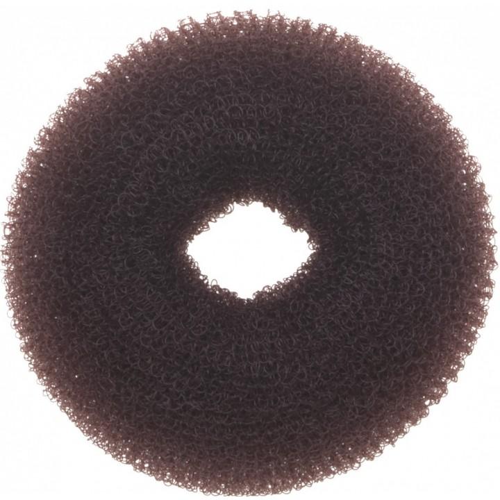 DEWAL Валик круглый коричневый, сетка  //HO-5116 Brown