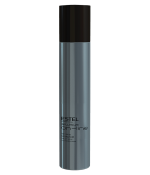 ESTEL Always ON-LINE Лак для волос Сильная фиксация, 400 мл