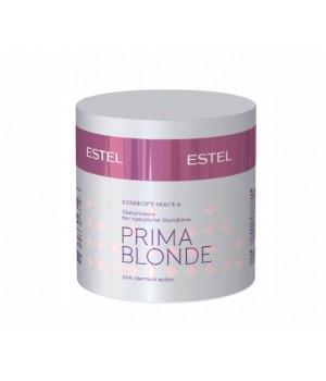 ESTEL PRIMA BLONDE Комфорт-маска для светлых волос 300 мл