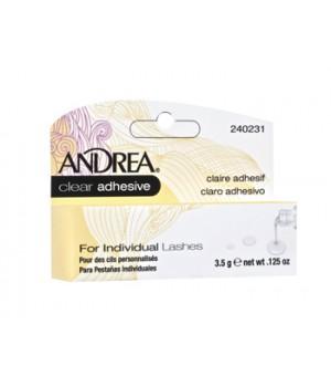 Andrea Mod Perma Lash Adhesive Clear Клей для пучков прозрачный, 3.5 г