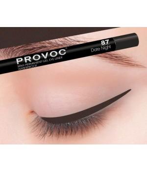 Provoc Gel Eye Liner 87 Date Night Гелевая подводка в карандаше для глаз