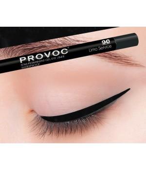 Provoc Gel Eye Liner 90 Limo Service Гелевая подводка в карандаше для глаз