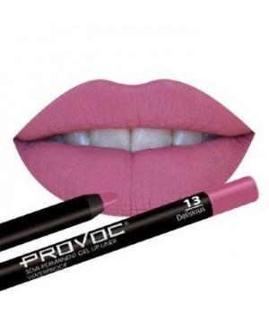 Provoc Gel Lip Liner 13 Delicious Гелевая подводка в карандаше для губ