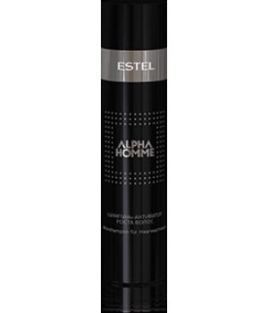 Шампунь-активатор роста волос ALPHA HOMME, 250 мл