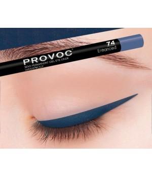 Provoc Gel Eye Liner 74 Entranced Гелевая подводка в карандаше для глаз