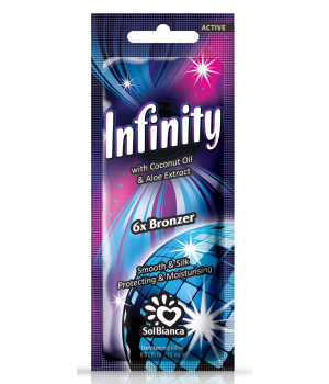 SolBianca Infinity Крем для загара в солярии 6 бронзаторов, 15 мл