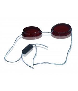 SolBianca Очки для солярия на резинке