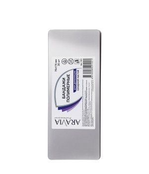 ARAVIA Professional Бандаж для процедуры шугаринга (70х175мм/30 шт.)