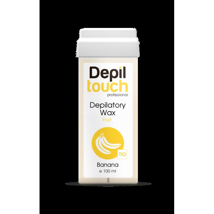 "Depiltouch Воск ""Банан"" в катридже (100 мл)"