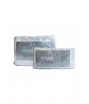 ESTEL M'USE Полотенце одноразовое 35*70 см пластом спанлейс (50 шт)