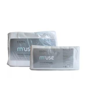 ESTEL M'USE Полотенце одноразовое 45х90 см пластом спанлейс (50 шт)