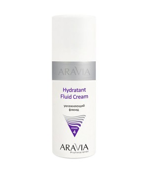 ARAVIA Professional Увлажняющий флюид Hydratant Fluid Cream, 150 мл.