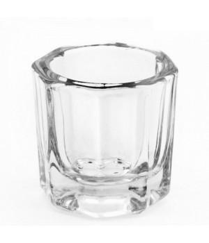 Lucas' Cosmetics Стаканчик стекло для разведения хны 5мл