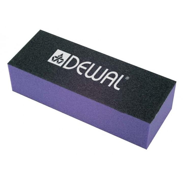 DEWAL Брусок шлифовальный (фиолетовый)