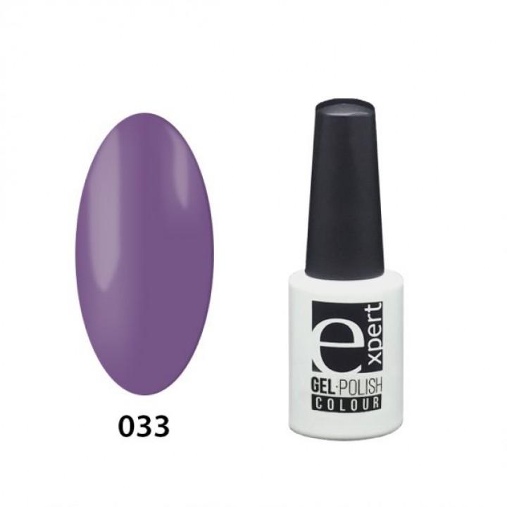 033 «expert» гель-лак цветной, Lavender (лавандовый), 5мл