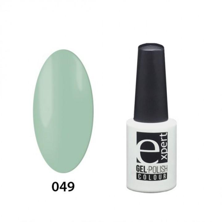 049 «expert» гель-лак цветной, Mint (мятный), 5мл
