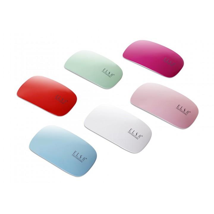 """""""ELSA"""" Лампа UV/LED Mini 9 ватт (розовый корпус Pink)"""