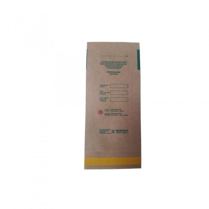 ProfCosmo Крафт-пакет для стерилизации 100*200мм поштучно