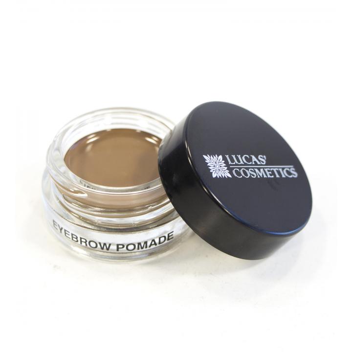 Lucas' Cosmetics Помада для бровей коричневая /Brown