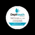 Depiltouch professional Соляной скраб-пилинг против вросших волос с экстр. водорослей (250 мл)