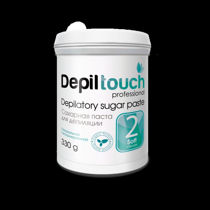 Depiltouch Сахарная паста для депиляции (мягкая, 330 г)