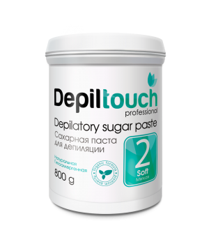 Depiltouch Сахарная паста для депиляции (мягкая, 800 г)