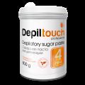 Depiltouch Сахарная паста для депиляции ПЛОТНАЯ 800г