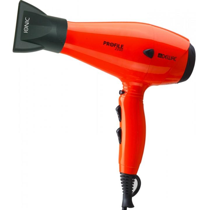 DEWAL Фен Profile (оранжевый)
