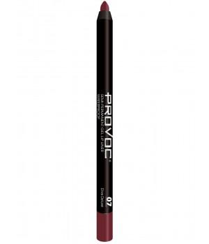Provoc Gel Lip Liner 07 Гелевая подводка в карандаше для губ  (кукольно-розовый),