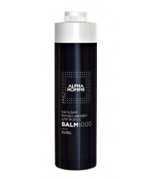 Бальзам-кондиционер для волос АН PRO ALPHA HOMME , 1000 мл //AH/BALM1000