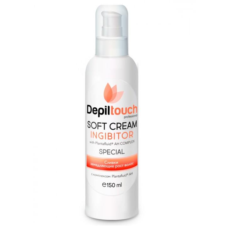 Depiltouch Сливки замедляющие рост волос комплексом Plantafluid AH COMPLEX 150мл.