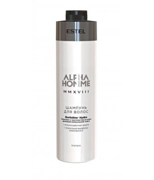 Шампунь для волос ESTEL  ALPHA HOMME MMXVIII  , 1000 мл.