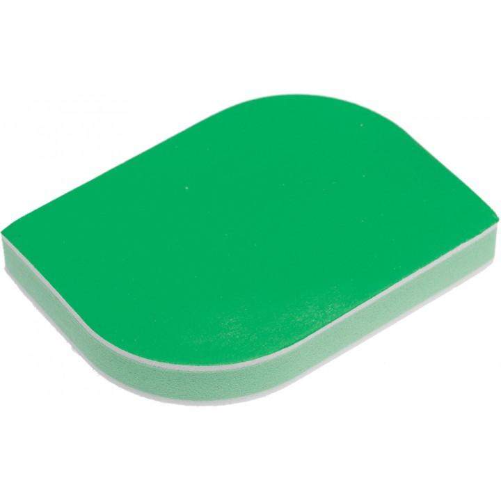 DEWAL Beauty Брусок полировочный мягкий (зеленый 2 в 1)