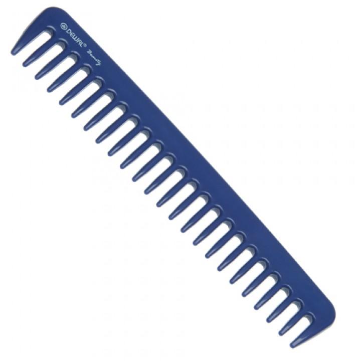 DEWAL Beautу Гребень синий 18,5 см