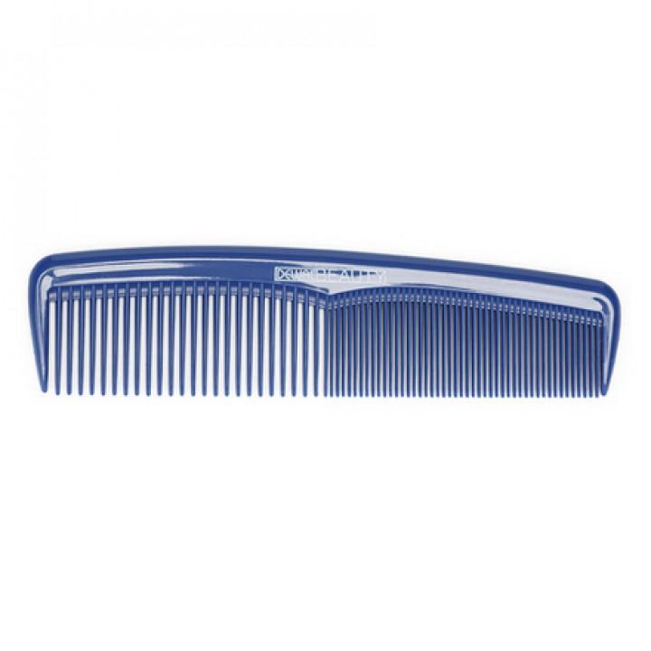 DEWAL Beautу Расческа карманная синяя 13,5 см