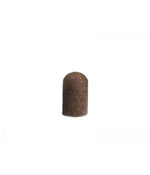 JN Колпачок абразивный 13 мм коричневый № 80
