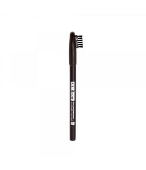 Контурный карандаш для бровей pencil CC Brow, цвет 02 (серо-коричневый)
