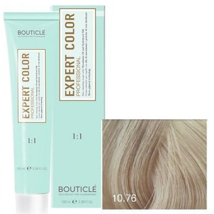 10/76 светлый блондин коричнево-фиолетовый - Expert Color 100 ml